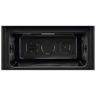 Zanussi ZVENW6X1 Built In Microwave Oven with Grill in St St 1000W 42L