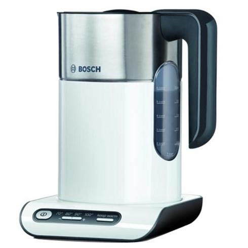 Bosch TWK8631GB STYLINE Range Kettle in Gloss White, Which? BEST BUY