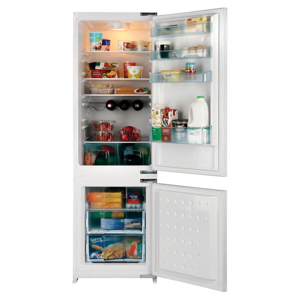 glen dimplex 444443376 integrated frost free fridge. Black Bedroom Furniture Sets. Home Design Ideas