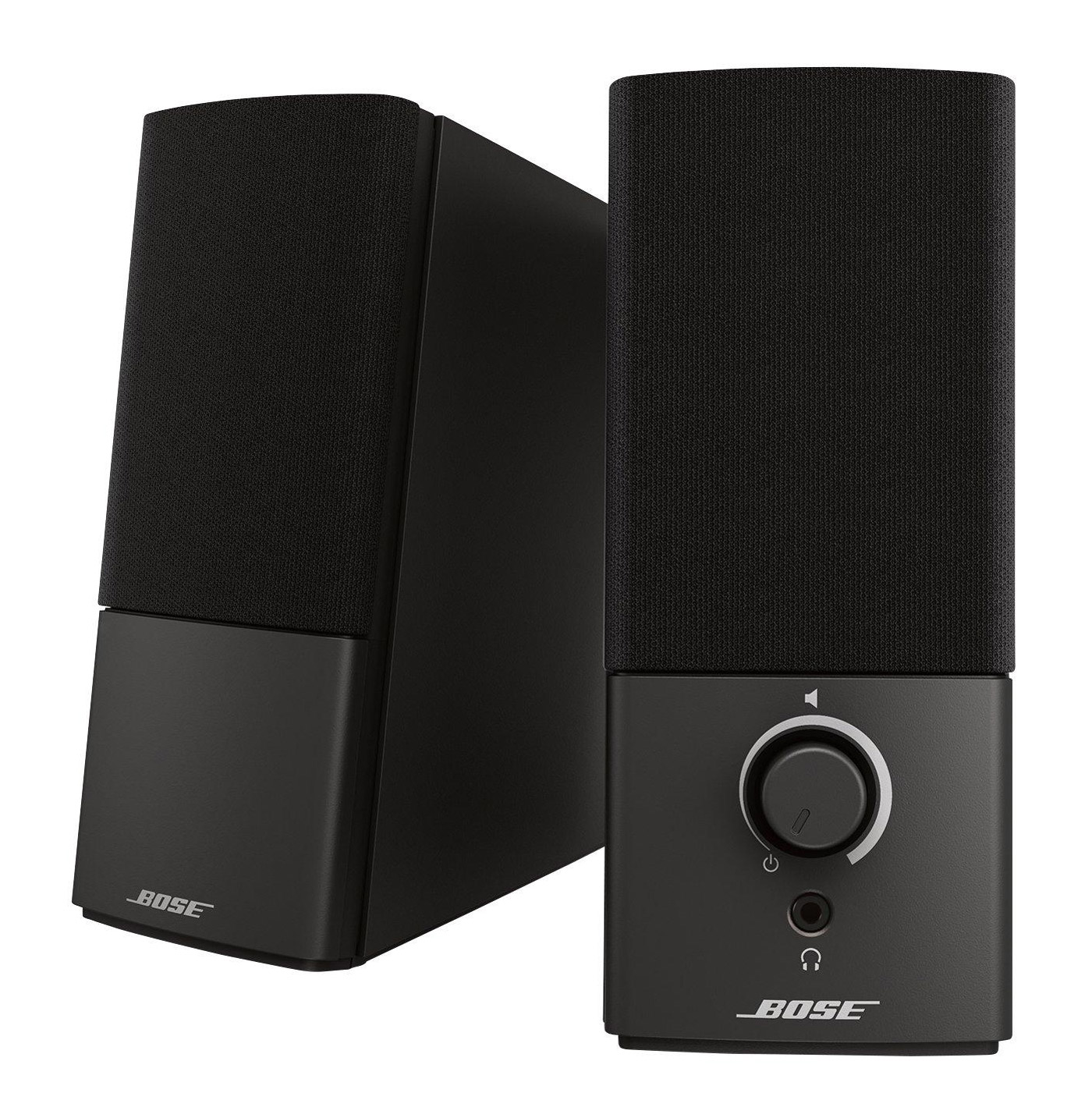 bose companion 2 companion 2 series iii multimedia speaker system in blk. Black Bedroom Furniture Sets. Home Design Ideas