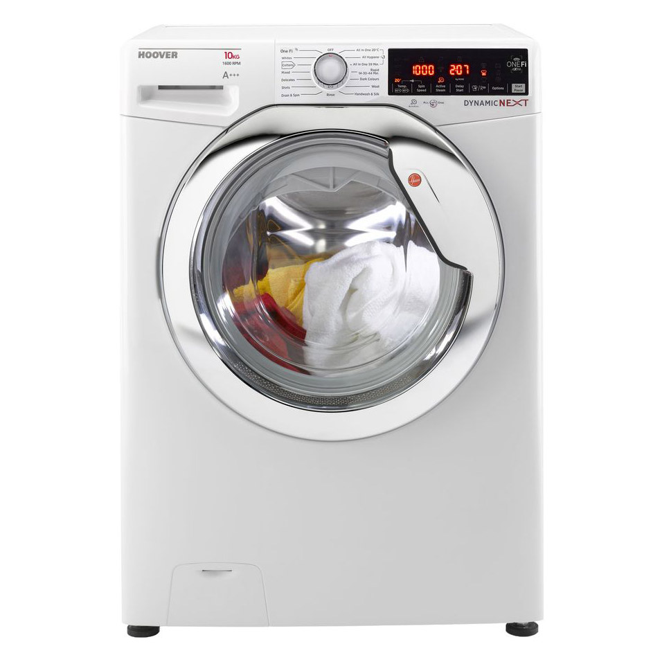 Hoover DWOAD610AHC8 Washing Machine in Graphite NFC ...