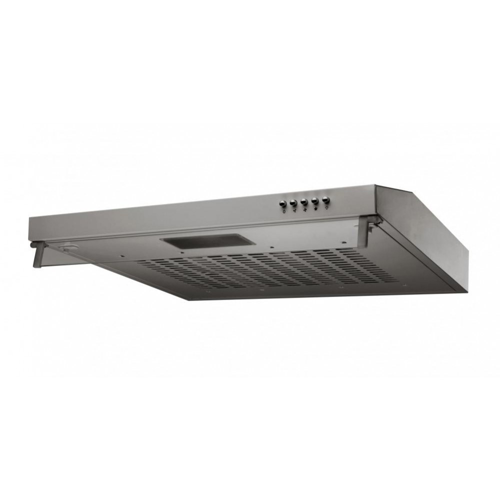 sc 1 st  Sonic Direct & Hoover FFT610X 60cm Canopy Cooker Hood in St/Steel 3 Speed Fan