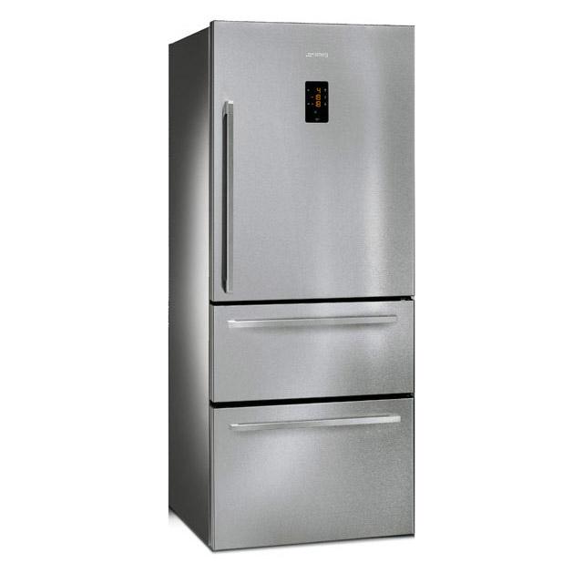Smeg Ft41bxe 1 Door Amp 2 Drawers Fridge Freezer In St Steel