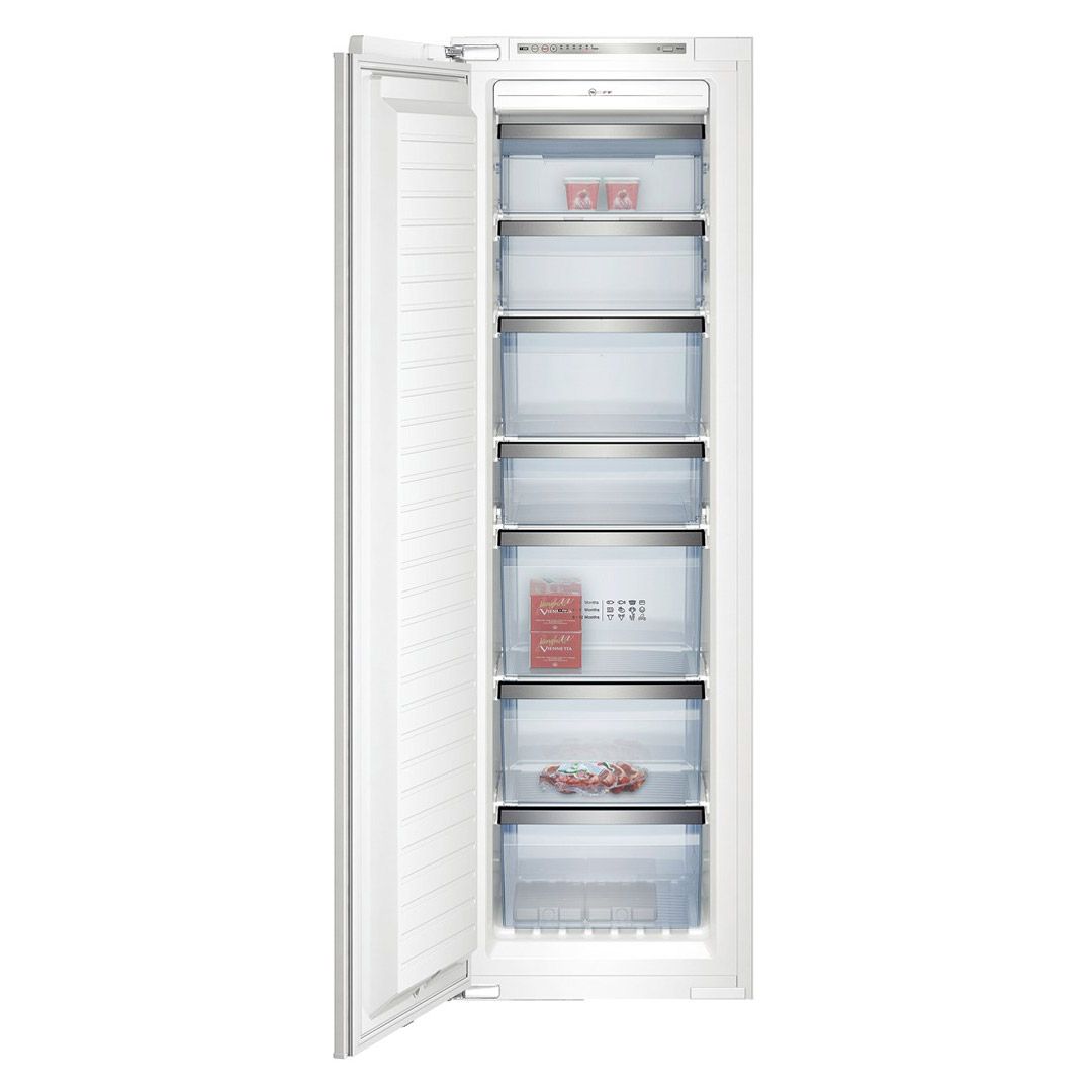 a1bd7db3353 Neff G4655X7GB Built In Tall No Frost Freezer 1.77m A+ Energy Rated
