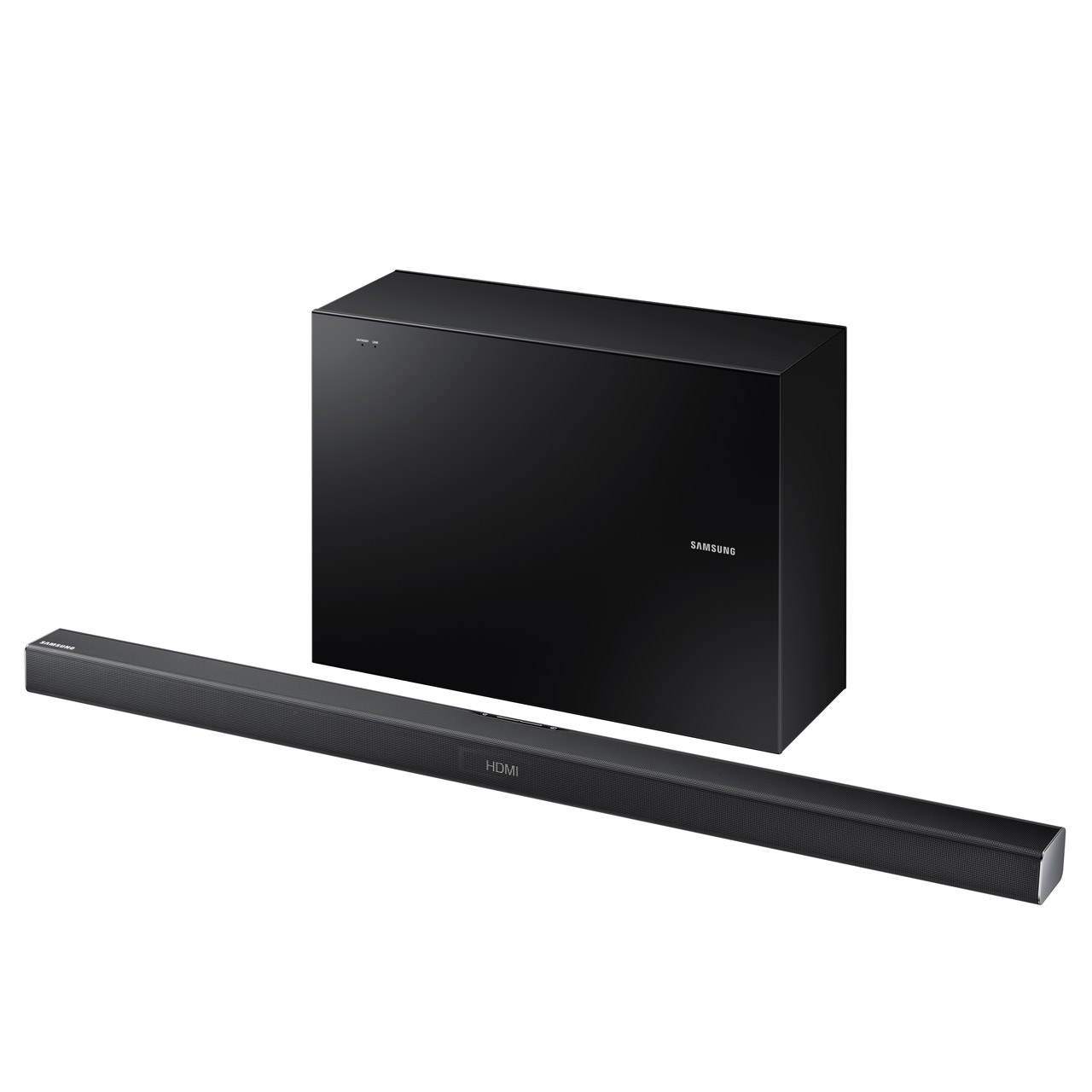 samsung hw j550 2 1ch home cinema soundbar 320w wireless black. Black Bedroom Furniture Sets. Home Design Ideas