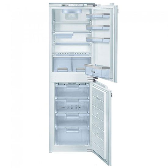 Bosch built in fridge freezer