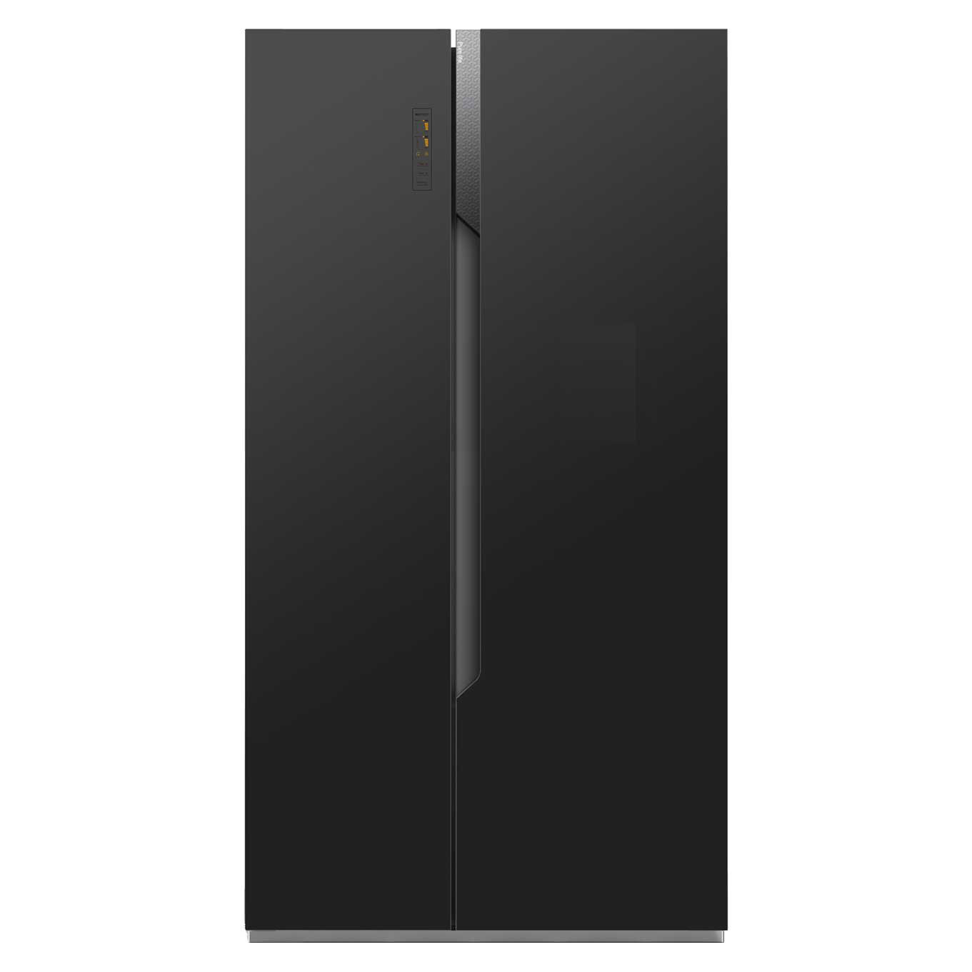Fridgemaster Ms91518ffb American Style Fridge Freezer In