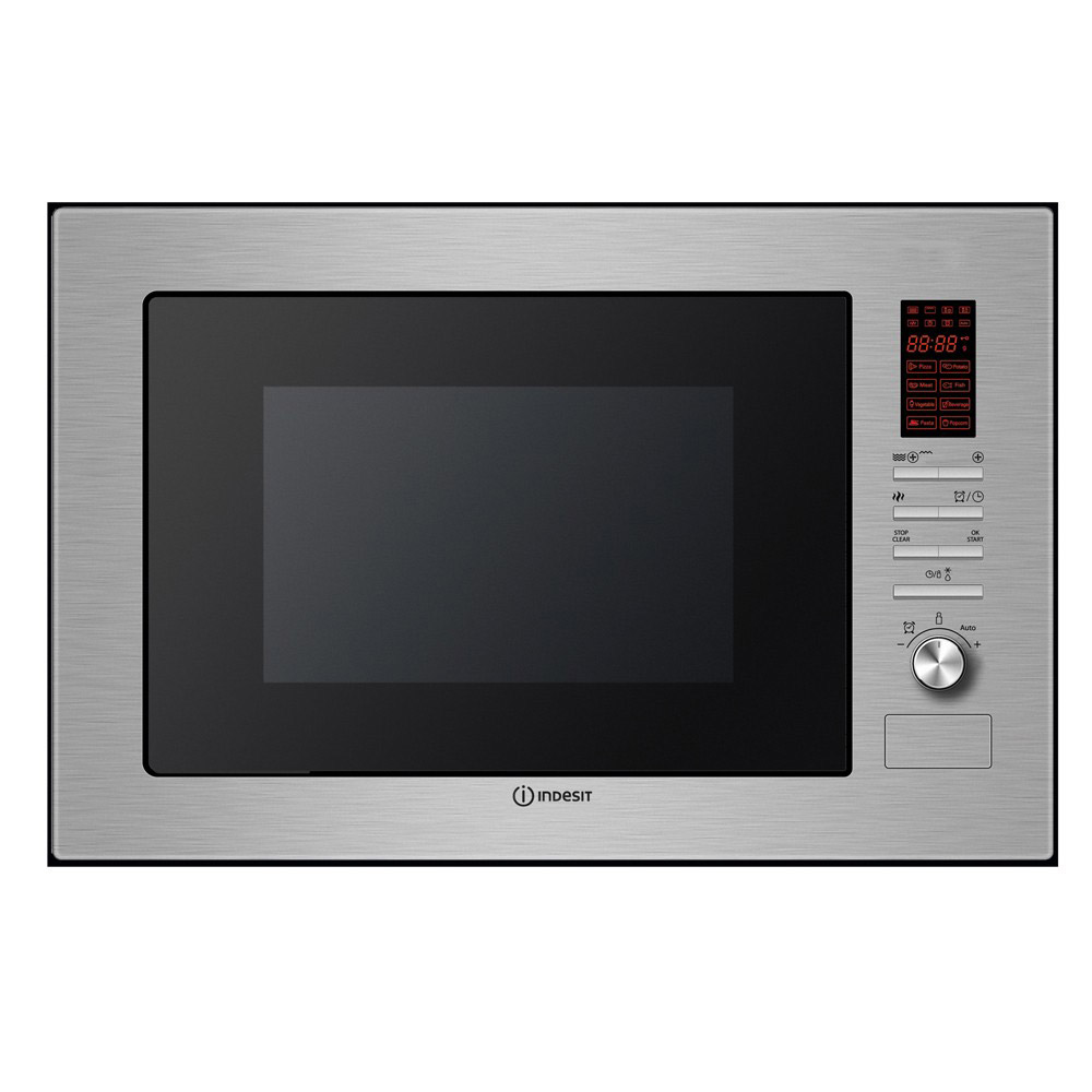 Indesit Mwb222 1x Built In Microwave Oven Amp Grill In