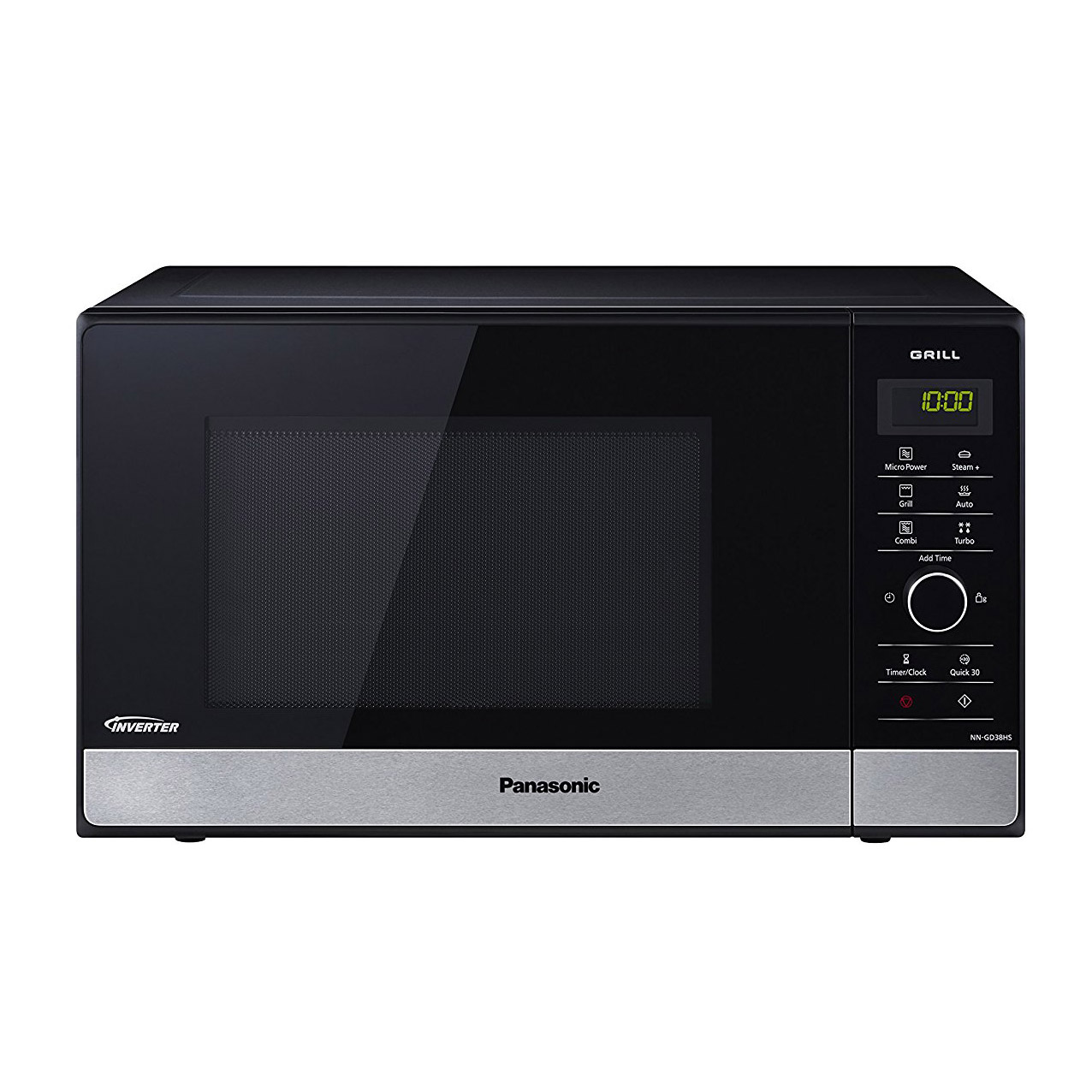 Panasonic Nn Gd38hsbpq Inverter Microwave Oven With Grill