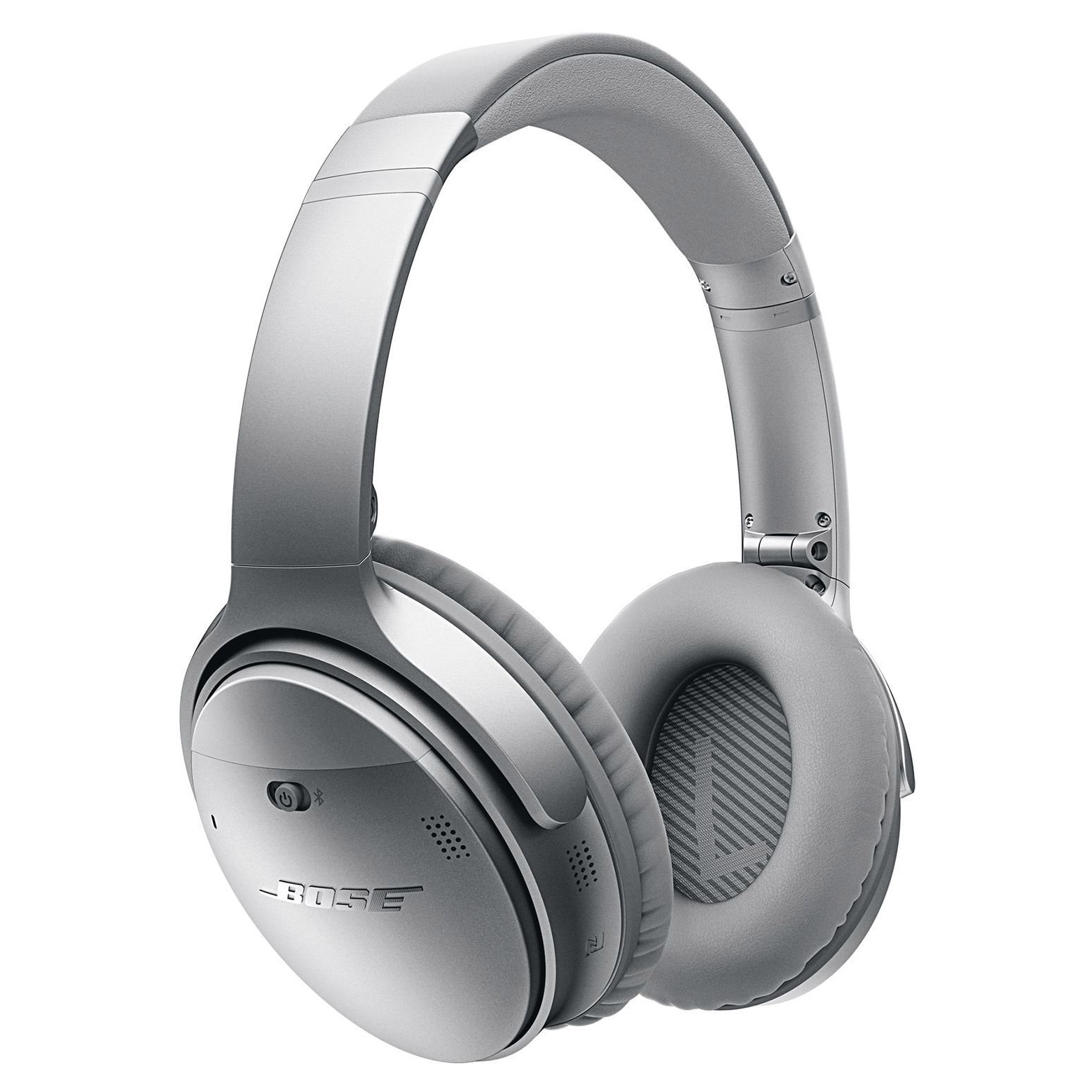 Bose wireless headphones silver - headphones radio wireless