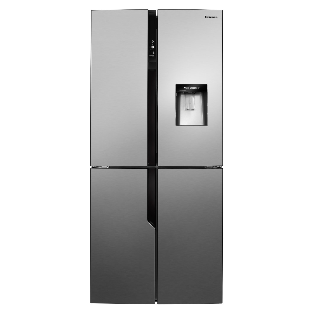 hisense rq560n4wc1 american style four door fridge freezer. Black Bedroom Furniture Sets. Home Design Ideas