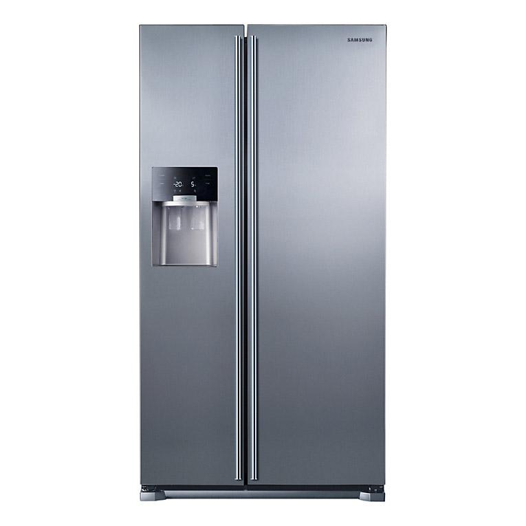 Marvelous Samsung American Freezer Part - 10: Samsung RS7567BHCSL