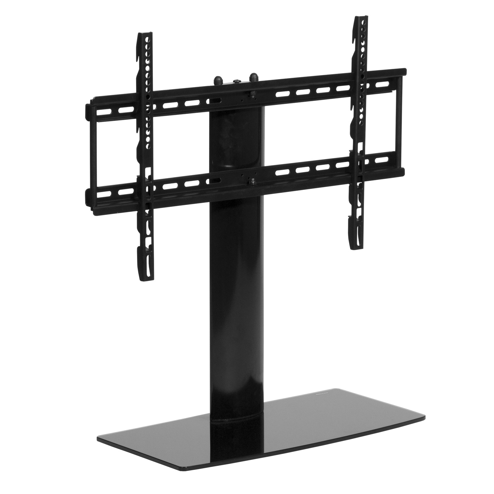 plasma top tv led stand universal for tvs with lcd itm pedestal table bracket