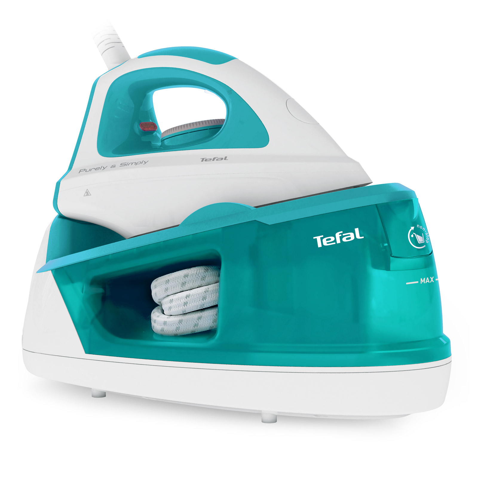 Tefal SV5011 Compact Steam Generator Iron, 5.0 Bar