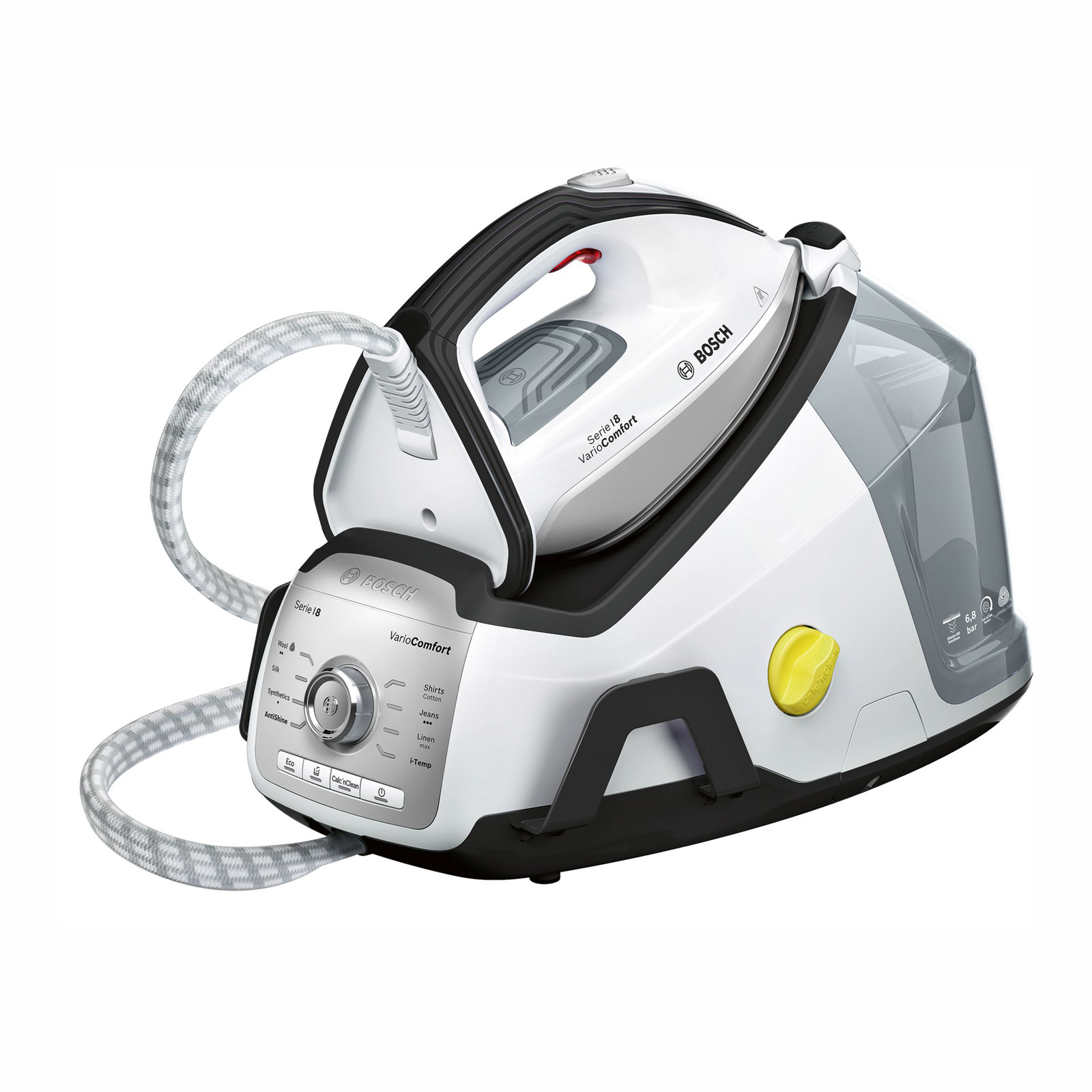 Bosch TDS8030GB VarioComfort Steam Generator Iron in Black/White