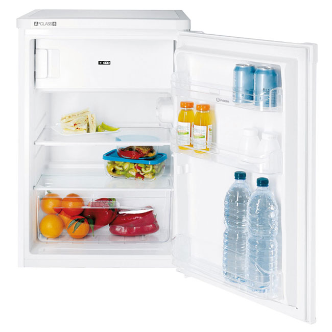 Indesit TFAA10 55cm Undercounter Fridge with Ice Box in White 0.84m A+ e07190bb1465