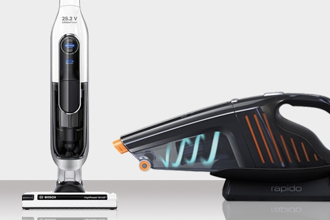 Handheld & Cordless Cleaners buying guide